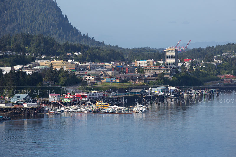 Prince Rupert Waterfront