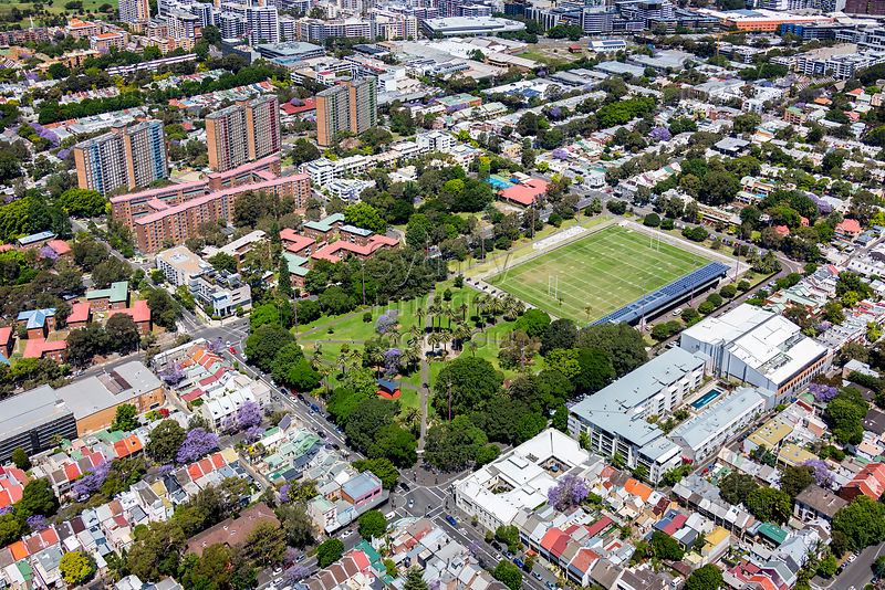 Redfern Park and Oval