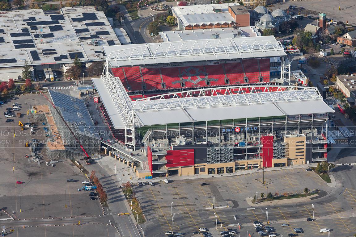Aerial Photo   BMO Field