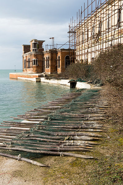 Poveglia, Venice, Italy, February 2015.The island is located in the Venice lagoon. This island was a former sanatorium, which is in ruins since spent decades. This place has become the playgrounds of several ghost hunters..© Jean-Patrick Di Silvestro