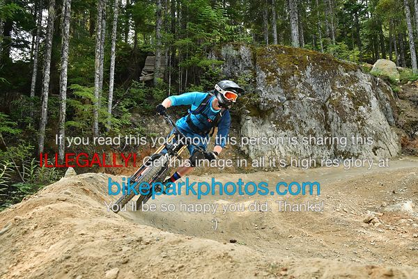 Tuesday July 31st Easy Does it bike park photos