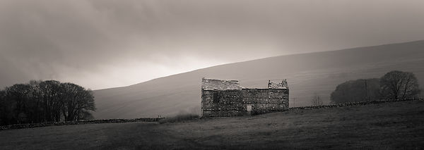 Old barn, Yorkshire Dales