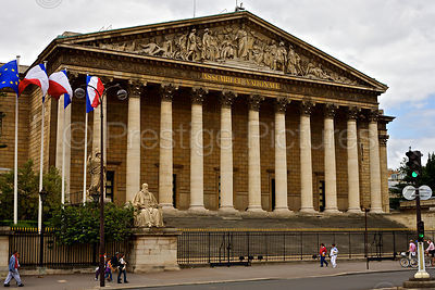 Assemblee Nationale Building