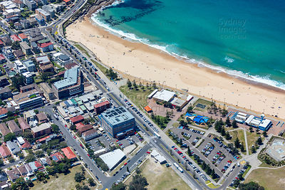Maroubra Beach Close Up