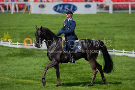 Andreas Ostholt and Franco Jeas - Dressage.