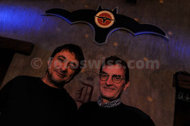 Fabrizio de Francesco and Maurizio Ruggeri Festival da Jazz- Live at Dracula Club in St.Moritz