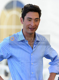Alex Hua Tian, Mitsubishi Motors Badminton Horse Trials, 6th May 2013.