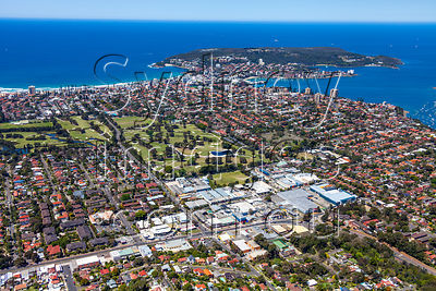 Balgowlah Aerial Photography photos