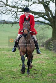 Neil Coleman, Huntsman of the Cottesmore Hunt