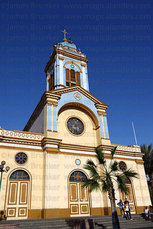 Cathedral , Iquique , Region I , Chile