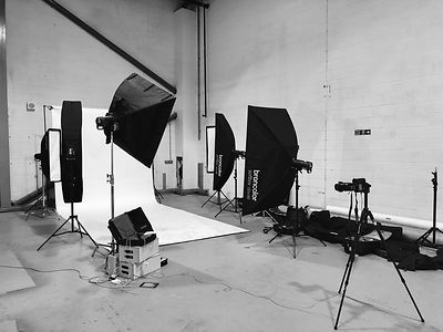 Gallery shoot at Pinewood Wales photos