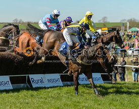 BEGGAR'S VELVET - Race 1 Novice Riders - The Belvoir Point-to-point 2017