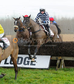 Race 2 - Intermediate - Midlands Area Club Point-to-point 2017, Thorpe Lodge 29/1