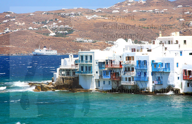 Cyclades islands Art Photographs