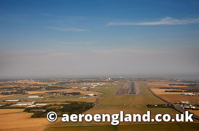 final approach to Manston airport