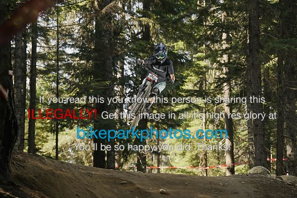 Wednesday August 15th FOX AIR DH bike park photos
