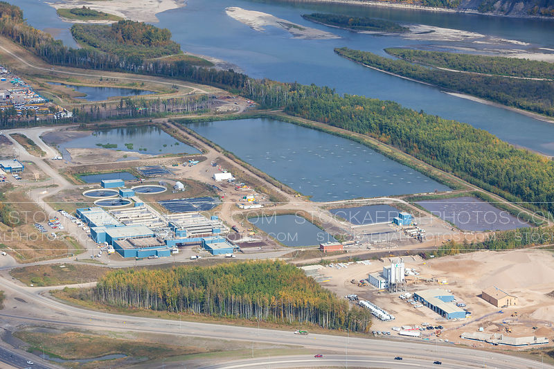 Water Treatment Plant, Fort McMurray