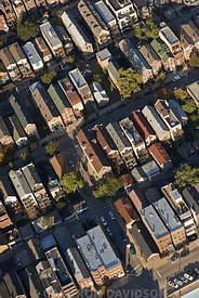 Aerial Chicago Illinois