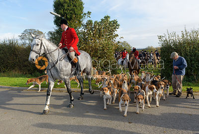 The Belvoir Hunt Opening Meet 28/10 photos