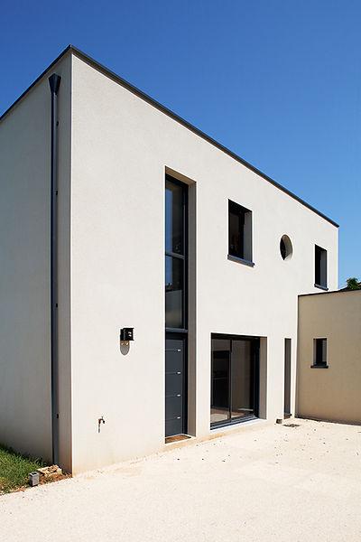 franck deletang photographe d 39 architecture maisons vivre plus maison m sainte foy l s lyon. Black Bedroom Furniture Sets. Home Design Ideas