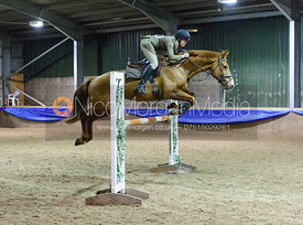 Quorn Hunt Gate Jumping 2015