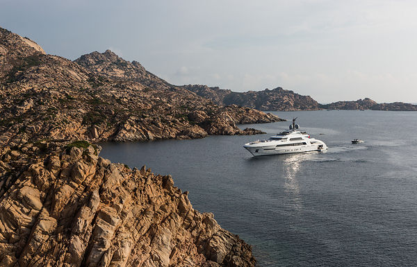 Yachts - Royalty Free superyacht photos