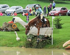 Izzy Taylor and BRIARLANDS BIRDSONG - CIC***