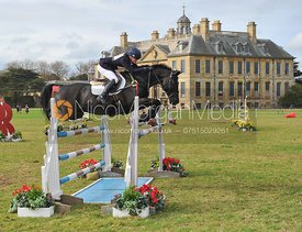 Gaby Cooke and BROADWAY STAR - CIC3* - Belton Horse Trials, April 2014