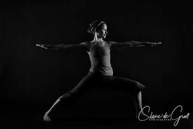 Yoga Studio Sports Portrait