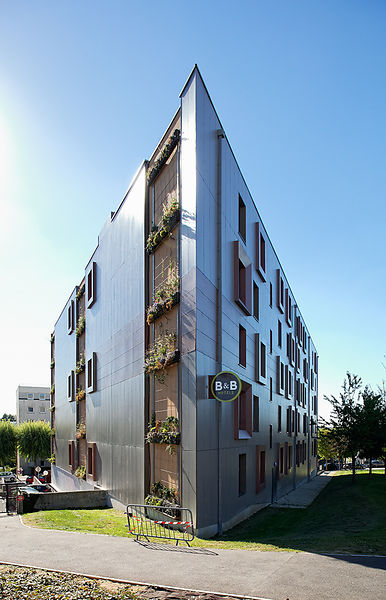 Atelier bw Architecture - B&B - Torcy