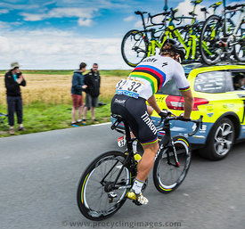 Sagan at the Start of Tour de France 2016