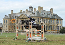 Mary King and MHS KING JOULES - Belton Horse Trials