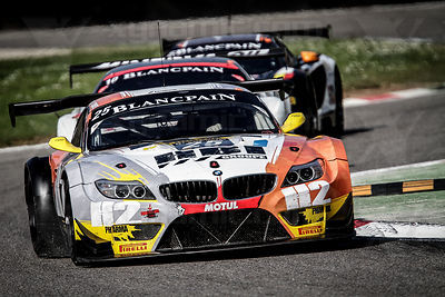 25 Henry Hassid / Ludovic Badey Thiriet by TDS Racing BMW Z4