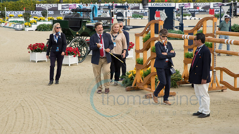 Longines FEI Nations Cup™ Jumping Final - First Qualifier imagenes