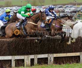 The open ditch - Midlands Members - Cottesmore at Garthorpe