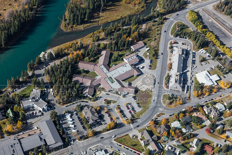 Mineral Springs Hospital, Banff