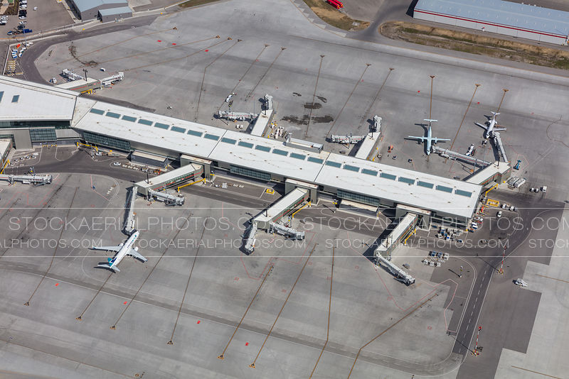 Calgary International Airport Terminal Expansion