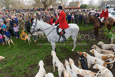 The Cottesmore Hunt Boxing Day meet, Cutts Close photos
