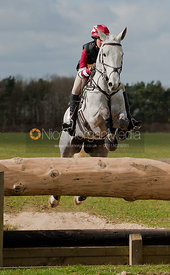 Kirsty Short and Cossan Lad, Oasby Horse Trials 2011