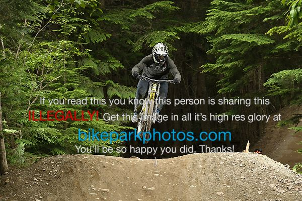 Monday June 11th Heart Of Darkness bike park photos