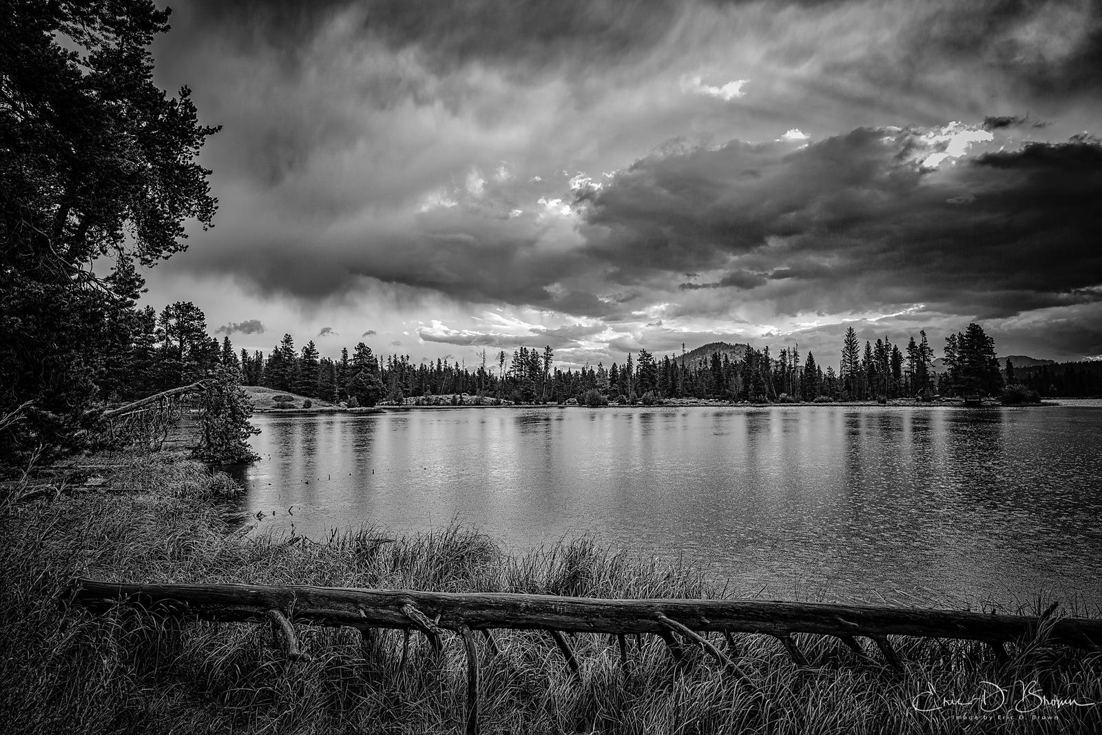 Black & White Lake