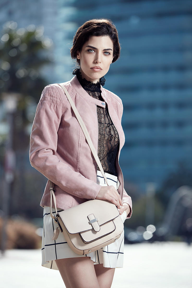 Commercial Fashion Photographer women bags shooting Barcelona