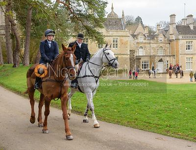 The Cottesmore Hunt at Exton Hall 8/2 photos