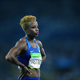 Natasha HASTINGS (USA) photos