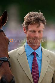 William Fox-Pitt and Cool Mountain