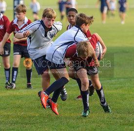 Ned Forryan - Bedford School vs. Stamford School - Rugby Union