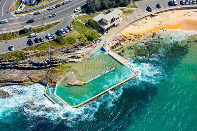 South Curl Curl Rock Pool