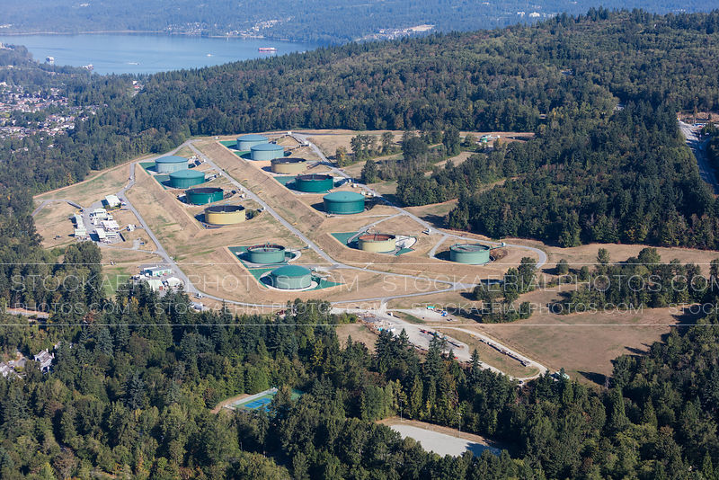 Burnaby Mountain Tank Farm