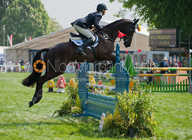 Lucinda Fredericks and Prada - Show Jumping