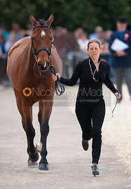 Anna Warnecke (GER) and Twinkle Bee